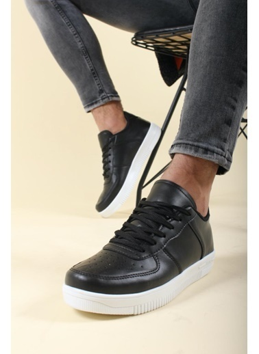 Oksit Lopez Air Unisex Sneaker  Siyah